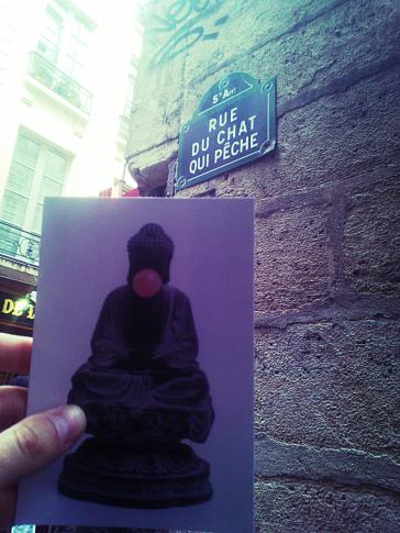 Der Weg eines Meisters: von Paris...