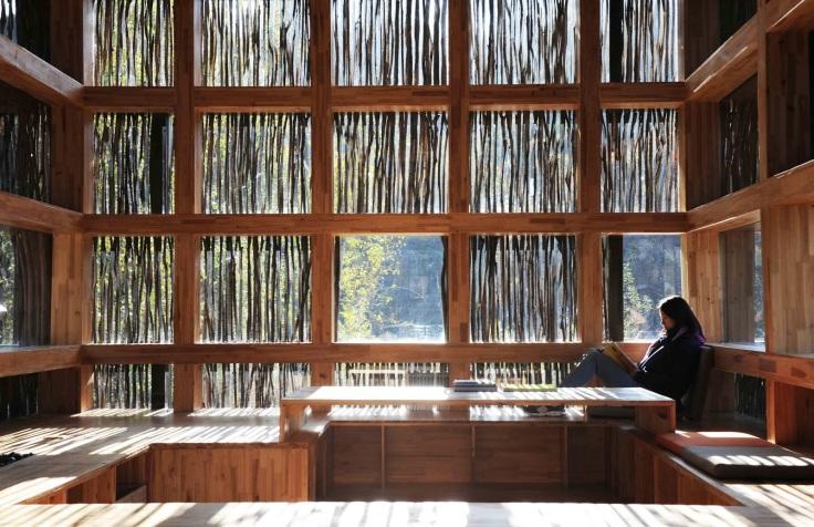Liyuan Library Li Xiaodong Atelier